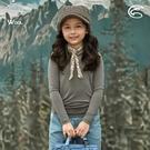 ADISI 童美麗諾混紡羊毛圓領彈性保暖衣AU2021033 (120-150) / 城市綠洲 (抑菌 消臭 透氣 發熱衣 衛生衣)