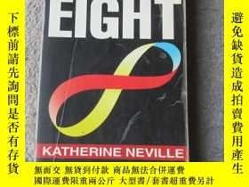 二手書博民逛書店The罕見eight: a novelY21478 Kather