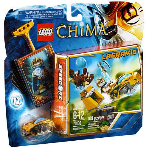 ★funbox玩具★《LEGO》Chima-皇家鳥巢_ LG70108