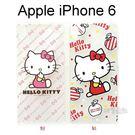 Hello Kitty 透明軟殼 iPhone 6 / 6S (4.7吋)【三麗鷗Sanrio正版授權】