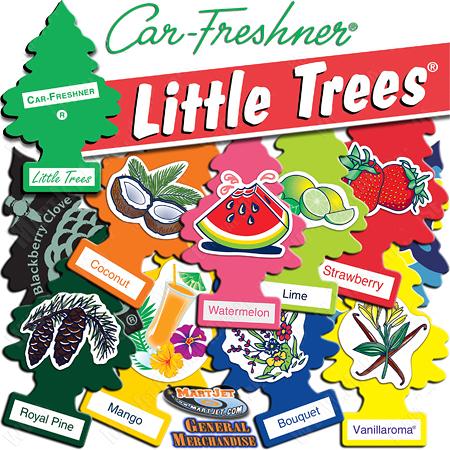 Little Trees 小樹香氛片 全系列味道 美國小樹香片 芳香掛片