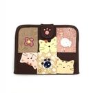 躲貓貓護照包/收納袋/拼布包包