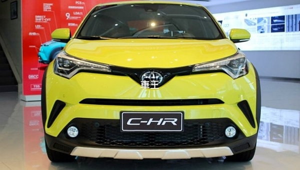 【車王汽車精品百貨】Toyota CHR C-HR 日規 前後保桿 保護桿 防撞桿 前後包 大包圍 小包圍