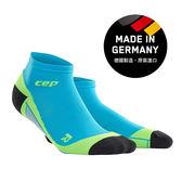 CEP 運動壓縮踝襪-夏威夷藍/綠 ( 男 )WP5AH0