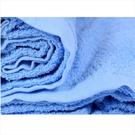 【美容檢定考試】方格牌 24兩毛巾被100*200--藍色 [42722]