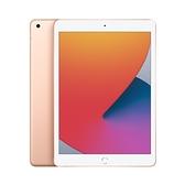 【晉吉國際】Apple 第八代 iPad 10.2 吋 32G LTE -送平板三折皮套+鋼化玻璃保貼