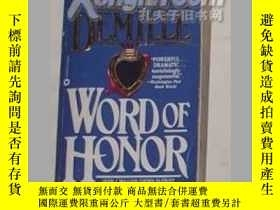 二手書博民逛書店《罕見Word of Honor 》[Mass Market P