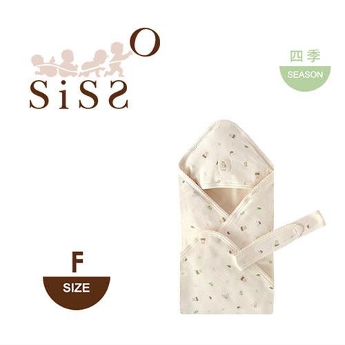 【SISSO有機棉】森林寶貝包巾