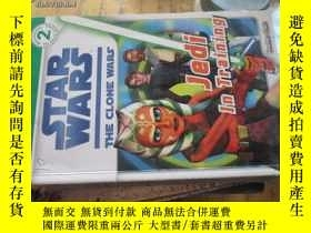 二手書博民逛書店c0012star罕見wars the clone wars (