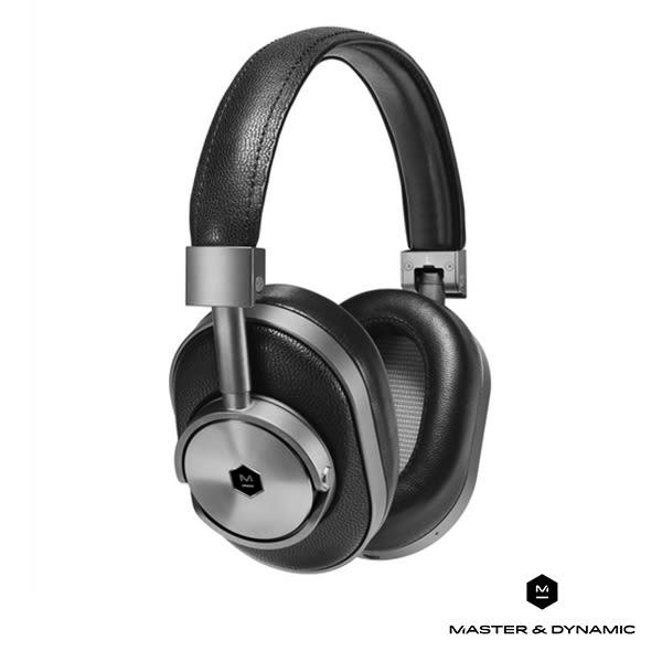 Master & Dynamic MW60 藍牙無線耳罩式耳機 精品牛皮設計 可持續播放16小時