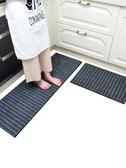 廚房地毯 廚房地墊防滑防油家用長條地毯吸水吸油防水耐臟腳墊墊子滿鋪門墊【快速出貨八五折】