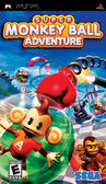 PSP Super Monkey Ball Adventure 超級猴子球大冒險強化版(美版代購)