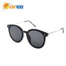 UV100 防曬 抗UV UV400太陽眼鏡-時尚裸框