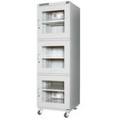 防潮家 電子防潮箱 【D-680A】 680L 電子防潮箱 一對二上下分離式對流除濕 防潮櫃 新風尚潮流