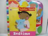 【書寶二手書T1/少年童書_EFH】Ladybird Toddler Touch-Bedtime