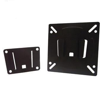 [液晶配件專賣店][AW-253] 電腦螢幕電視壁掛架10-27吋適用 75*75,10*10固定式