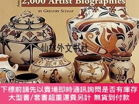 二手書博民逛書店【罕見】Southern Pueblo Pottery: 2,000 Artist BiographiesY2
