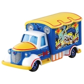 TOMICA  Disney Motors 唐老鴨亞洲限定版宣傳車 TOYeGO 玩具e哥