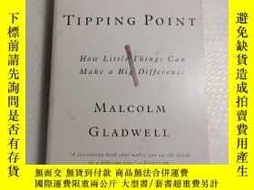 二手書博民逛書店The罕見tipping pointY275310
