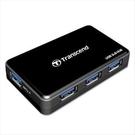 新風尚潮流 創見 HUB集線器 【TS-HUB3K】 USB3.0 4-Port 可快充 iPhone iPad