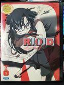 影音專賣店-P03-547-正版VCD-動畫【超能ROD1 日語】-