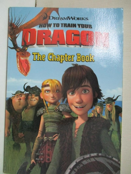 【書寶二手書T4/少年童書_HHY】How to Train Your Dragon: The Chapter Book_Bright, J. E. (ADP)