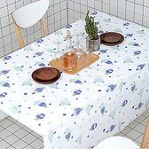 桌布 PEVA  防水 桌巾 長桌巾 餐墊 野餐墊 桌墊 防燙 防油 免洗 北歐風桌布(大)【L197】生活家精品
