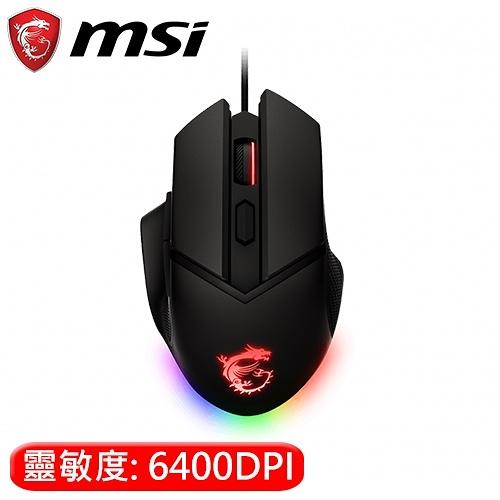 MSI 微星 Clutch GM20 ELITE 電競滑鼠