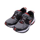 DIADORA 防潑水戶外運動鞋 黑紅 DA13010 大童鞋 鞋全家福