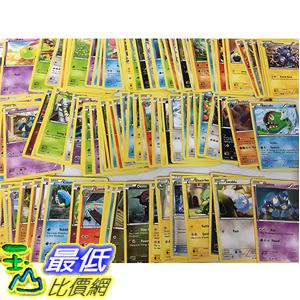 [美國直購] 神奇寶貝 精靈寶可夢周邊 100 Assorted Pokemon Trading Cards with Bonus 6 Free Holo Foils B000WD3XBI