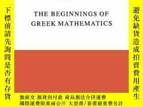 二手書博民逛書店【包罕見】The Beginnings Of Greek Mat