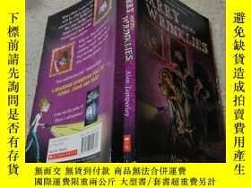 二手書博民逛書店Happy罕見and the Wrinklies:快樂和皺紋Y200392