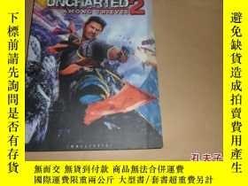 二手書博民逛書店The罕見Art of Uncharted 2 :Among T