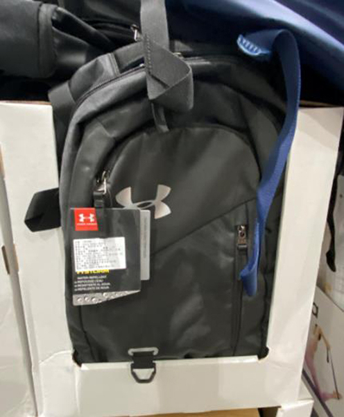 [COSCO代購] C1383296 UNDER ARMOUR 26升運動後背包 HUSTLE 4.0系列