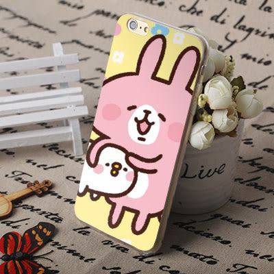 iPhone ASUS HTC Samsung Sony LG 手機殼 外殼 客製化 小白兔 19