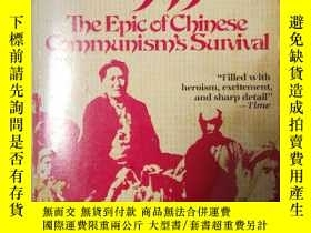 二手書博民逛書店The罕見Long March,1935: The Epic o