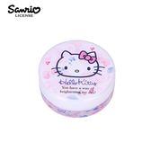 粉色款【日本正版】凱蒂貓 玫瑰香氛 護手霜 20g 日本製 護手乳 手部保養 Hello Kitty 三麗鷗 - 949498