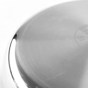 HOLA 316複合不鏽鋼煎鍋 24cm