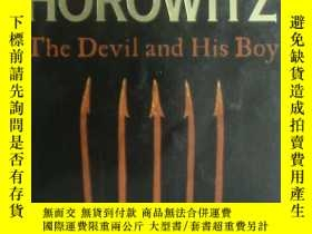 二手書博民逛書店The罕見Devil and His Boy6583 Antho