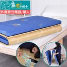 床墊 單人床 窩床的日子| 外宿款【大青竹蓆床墊單人】透氣棉床墊(含布套)-單人【C06105】
