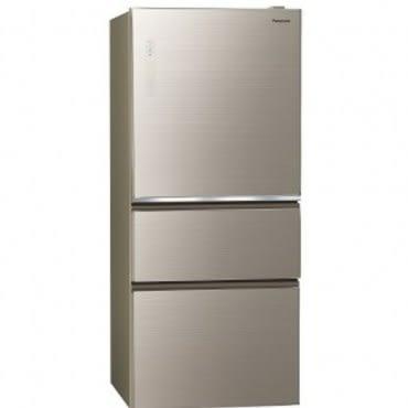 無贈品【Panasonic國際牌】610L三門冰箱NR-C619NHGS-N