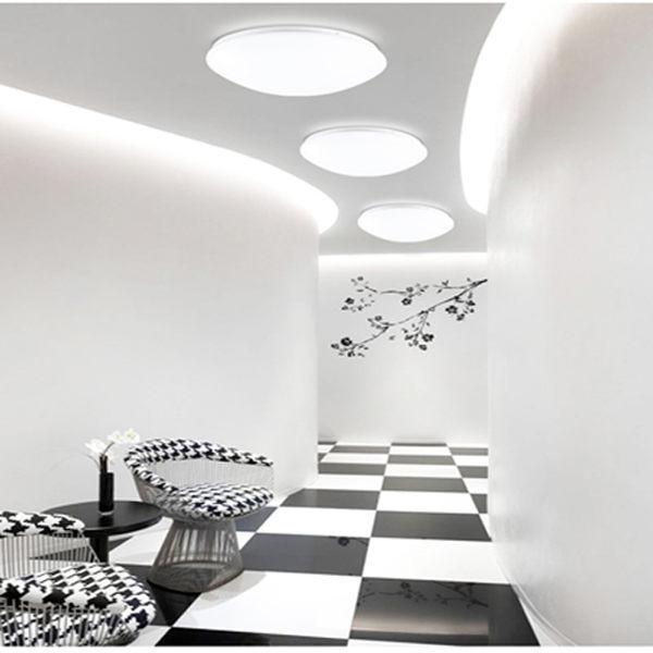 吸頂燈臥室 110v led陽台燈 18W過道走廊燈 TW 限時八八折