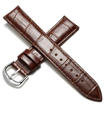 可代用天梭浪琴DW卡西歐米茄手錶帶牛男女士 童趣潮品