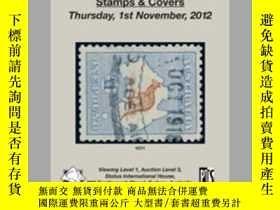 二手書博民逛書店罕見2012年11月1日澳大利亞Status第291期郵票拍賣目