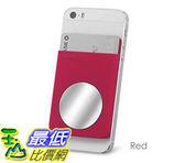 [美國直購] 手機配件 VOITRO Universal Smartphone Smart Stick-on Wallet With Unbreakable Mirror B0128Z2K5C