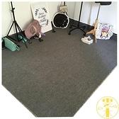 地毯臥室辦公室客廳服裝店商用全鋪地墊【雲木雜貨】