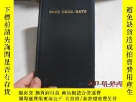 二手書博民逛書店POCK罕見DRILL DATA26345 出版1960
