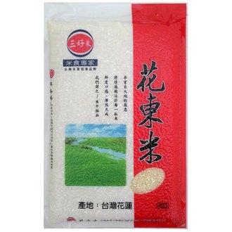 三好米 花東米 1.5kg【康鄰超市】
