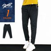 棉褲-簡約層次寬棉褲-百搭簡約款《99991185》黑灰色【現貨+預購】『SMR』