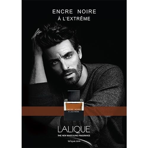 LALIQUE 萊儷 Encre Noire A L'extreme 卓越黑澤男性淡香精100ml【UR8D】